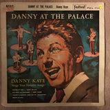 Danny Kaye - At The Palace -  Vinyl Record - Opened  - Good+ Quality (G+)