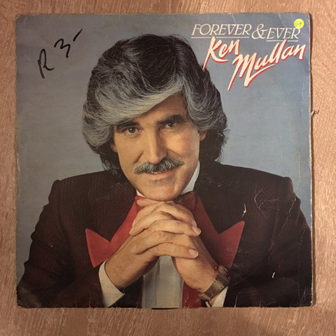 Ken Mullan - Forever & Ever -  Vinyl Record - Opened  - Good+ Quality (G+) - C-Plan Audio