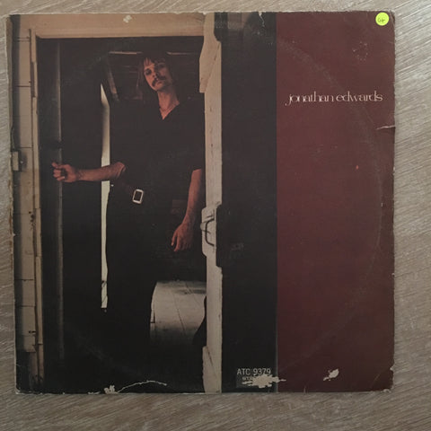 Jonathan Edwards – Vinyl LP Record - Opened - Good+ Quality (G+)