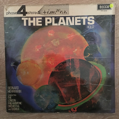 Holst - The Planets ‎- Vinyl LP Record - Opened  - Very-Good+ Quality (VG+)