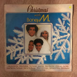 Christmas With Boney M  - Vinyl LP Record - Opened  - Very-Good Quality (VG)