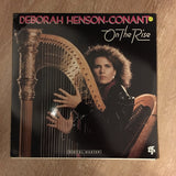 Deborah Henson-Conant - On The Rise - GRP Digital Master - Vinyl LP Opened - Mint Condition (M) (Vinyl Specials) - C-Plan Audio
