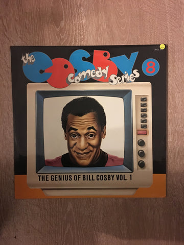 Bill Cosby Comedy Series 8 - Vinyl LP Record - Opened  - Very-Good+ Quality (VG+)