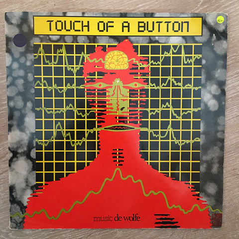 Andy Quin ‎– Touch Of A Button - Vinyl LP Record - Opened  - Very-Good+ Quality (VG+)