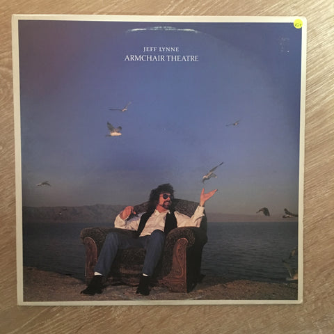 Jeff Lynne ‎– Armchair Theatre -  Vinyl LP - Sealed - C-Plan Audio