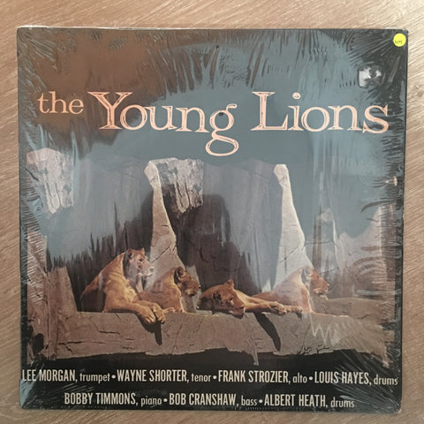 The Young Lions - Vinyl LP Record Opened - Near Mint Condition (NM)