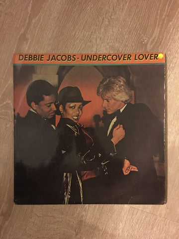 Debbie Jacobs - Undercover Lover - Vinyl LP Record - Opened  - Very-Good+ Quality (VG+)