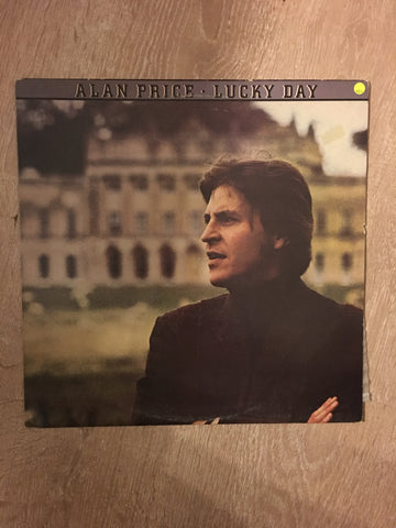 Alan Price - Lucky Day - Vinyl LP Record - Opened  - Very-Good+ Quality (VG+)