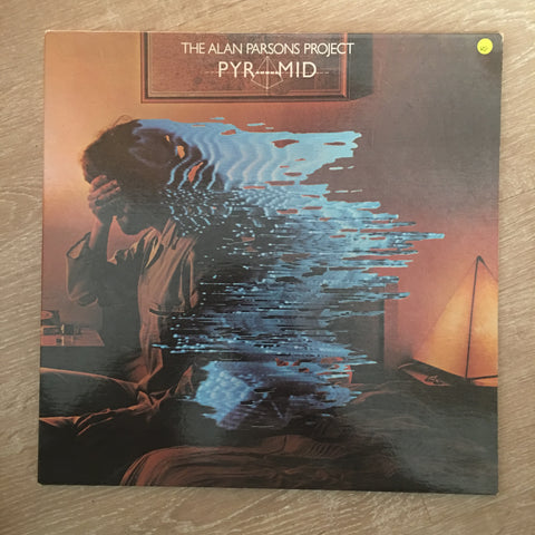 Alan Parsons Project - Pyramid  - Vinyl LP Record - Opened  - Very-Good Quality (VG)