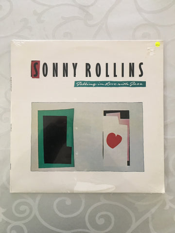 Sonny Rollins - Falling in Love with Jazz -  Vinyl LP - Sealed - C-Plan Audio
