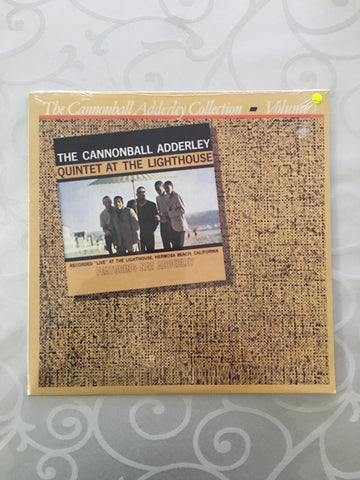 The Cannonball Adderley Quintet ‎– At The Lighthouse  -  Vinyl LP - Sealed - C-Plan Audio