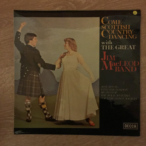 Come Scottish Country Dancing With Jim MacLeod And His Band - Vinyl LP Record - Opened  - Very-Good Quality (VG)
