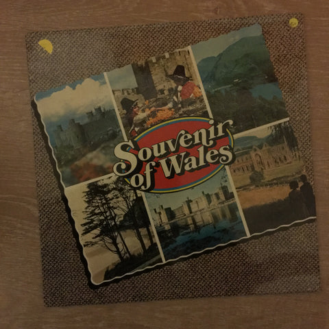 Souvenir Of Wales  - Vinyl LP Record - Opened  - Very-Good+ Quality (VG+)