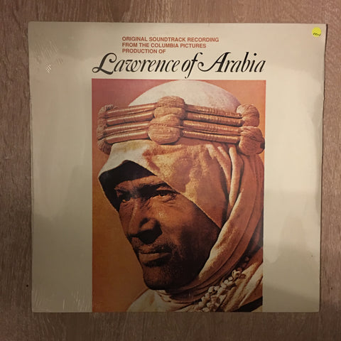 Lawrence of Arabia - Original Soundtrack Recording -  Vinyl LP New - Sealed - C-Plan Audio