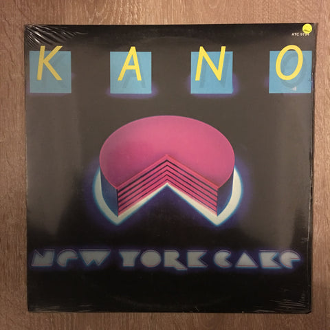 Kano - New York Cake -  Vinyl LP - Sealed