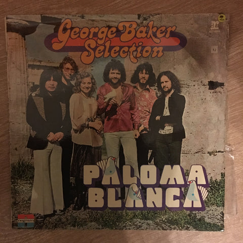 George Baker Selection - Paloma Blanca - Vinyl LP Record - Opened  - Very-Good+ Quality (VG+)