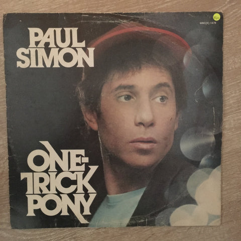 Paul Simon - One Trick Pony   - Vinyl LP - Opened  - Very-Good Quality+ (VG+)