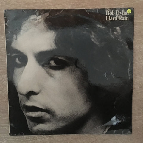 Bob Dylan - Hard Rain - Vinyl LP Record - Opened  - Very-Good+ Quality (VG+)