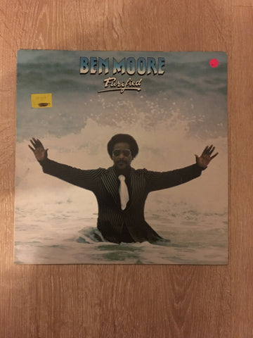 Ben Moore - Purified - Vinyl LP Record - Opened  - Very-Good+ Quality (VG+)