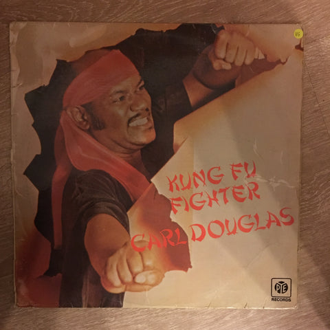 Carl Douglas ‎– Kung Fu Fighter - Vinyl LP Record - Opened  - Very-Good Quality (VG)