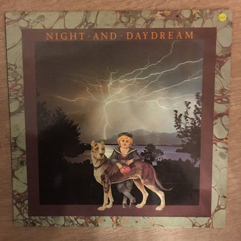 Ananta - Night and Daydream - Vinyl LP Record - Opened  - Very-Good+ Quality (VG+) - C-Plan Audio