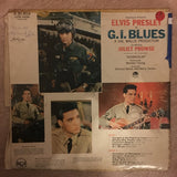 Elvis Presley ‎– G. I. Blues -  Vinyl LP Record - Opened  - Very-Good+ Quality (VG+)