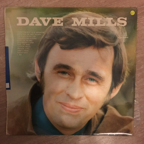 Dave Mills -  Vinyl LP Record - Opened  - Very-Good+ Quality (VG+)