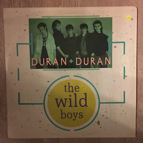 Duran Duran - The Wild Boys -  Vinyl LP Record - Opened  - Very-Good+ Quality (VG+)