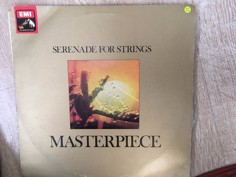 Serenade for Strings - Masterpiece  - Vinyl LP - Opened  - Very-Good+ Quality (VG+) - C-Plan Audio