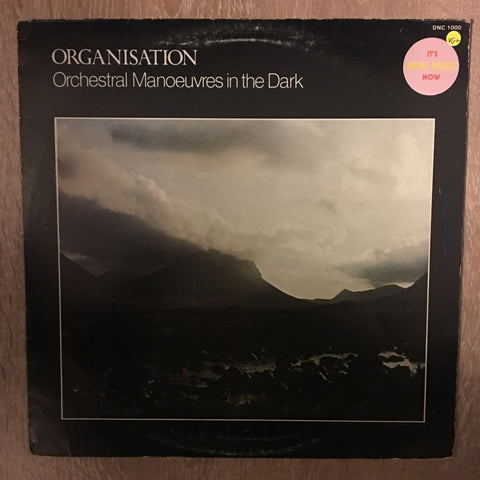 Orchestral Manoeuvres In The Dark ‎– Organisation -  Vinyl LP Record - Opened  - Very-Good+ Quality (VG+)