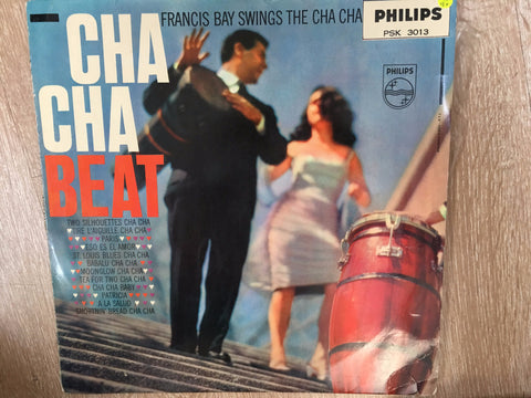 Francis Bay - Francis Bay Swings the Cha-Cha Orchestra  - Vinyl LP - Opened  - Very-Good+ Quality (VG+)