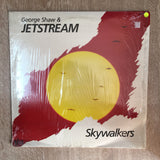 George Shaw and JetStream - Skywalkers - Vinyl LP Record - Opened  - Very-Good Quality (VG)(Vinyl Specials) - C-Plan Audio
