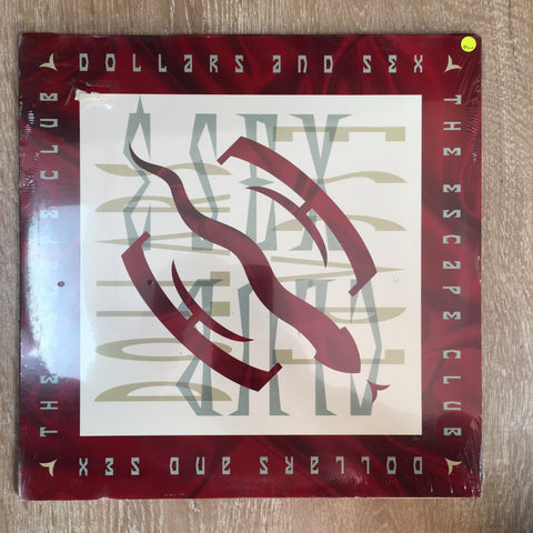 The Escape Club - Dollars and Sex  - Vinyl LP - Sealed - C-Plan Audio