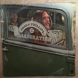 Shawn Phillips - Collaboration  - Vinyl LP Record - Opened  - Very-Good+ Quality (VG+) - C-Plan Audio