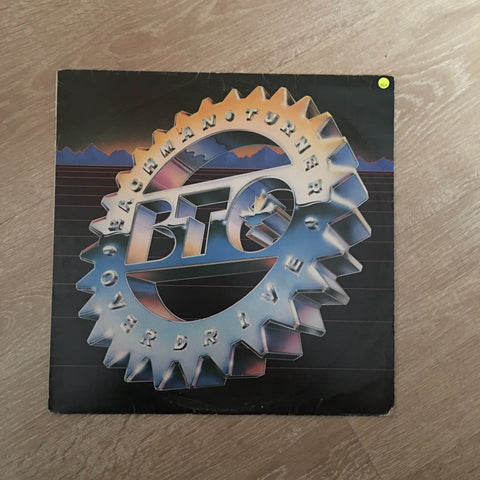 Bachmann Turner Overdrive - Vinyl LP Record  - Opened  - Very-Good+ Quality (VG+) Vinyl
