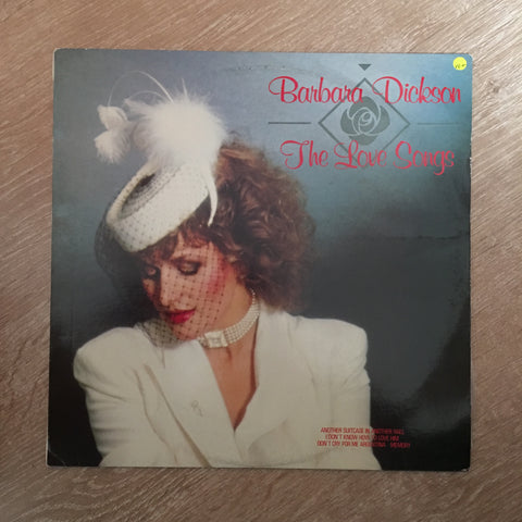 Barbara Dickson - The Love Songs - Vinyl LP Record - Opened  - Very-Good+ Quality (VG+)