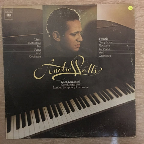Andre Watts - Erich Leinsdorf, London Symphony Orchestra - Vinyl LP Record - Opened  - Very-Good+ Quality (VG+)