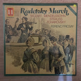 Radetsky March - Vinyl LP Record - Opened  - Very-Good+ Quality (VG+) - C-Plan Audio