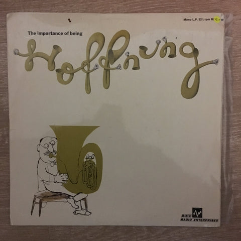 Gerard Hoffnung ‎– Hoffnung - Vinyl LP - Opened  - Very-Good+ Quality (VG+)