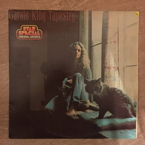 Carole King - Tapestry - Vinyl LP - Opened  - Very-Good+ Quality (VG+)