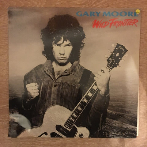Gary Moore - Wild Frontier - Vinyl LP Record - Opened  - Very-Good+ Quality (VG+)