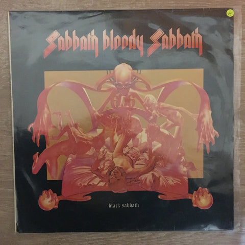 Black Sabbath - Sabbath Bloody Sabbath  - Vinyl LP - Opened  - Very-Good+ Quality (VG+)
