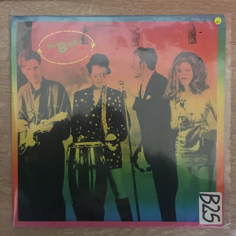 The B-52's ‎– Cosmic Thing ‎- Vinyl LP Record - Opened  - Very-Good+ Quality (VG+)
