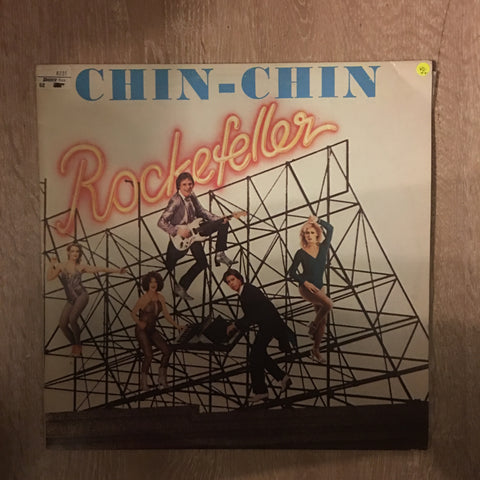 Rockefeller - Chin-Chin - Vinyl LP Record  - Opened  - Very-Good+ Quality (VG+)