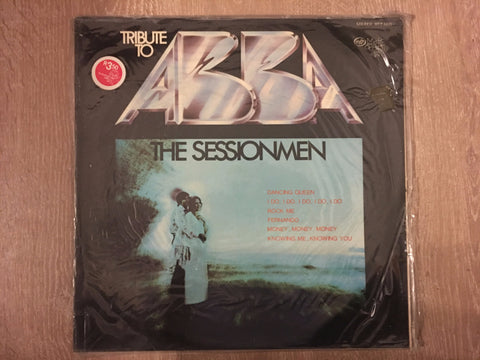 The Sessionmen - Tribute To ABBA  - Vinyl LP Record - Opened  - Very-Good+ Quality (VG+) - C-Plan Audio