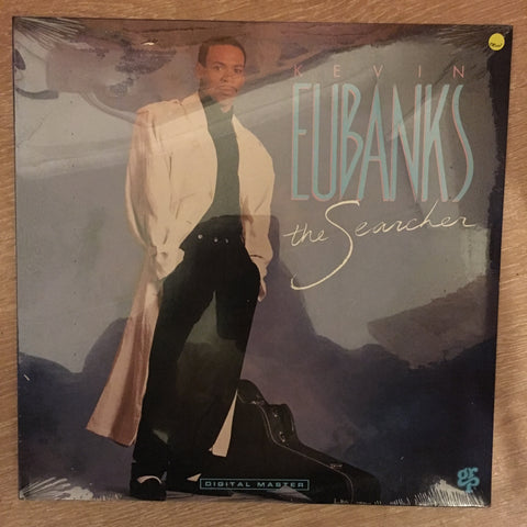 Kevin Eubanks ‎– The Searcher -  Vinyl Record LP - Sealed