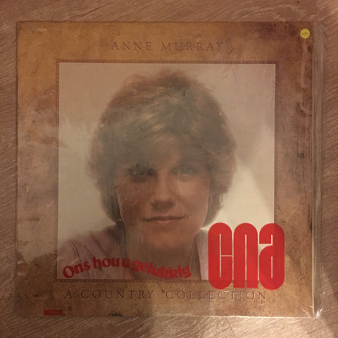 Anne Murray - A Country Collection -  Vinyl  Record - Opened  - Very-Good+ Quality (VG+)