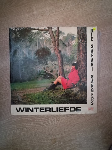 Die Safari Sangers - Winterliefde - Vinyl LP - Opened  - Very-Good+ Quality (VG+) - C-Plan Audio