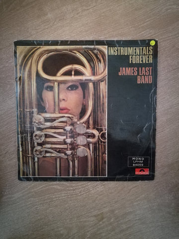 James Last Band - Instrumentals Forever - Vinyl LP Record - Opened  - Good Quality (G) - C-Plan Audio