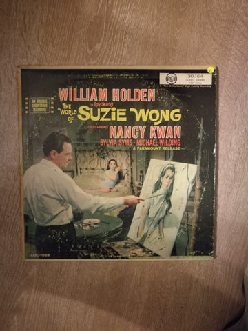 George Duning ‎– The World Of Suzie Wong - Vinyl LP Record - Opened  - Very-Good Quality (VG) - C-Plan Audio